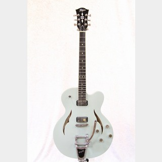 Hofner Verythin Single Cutaway / Light Green