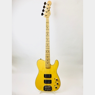 G&L ASAT Bass, Maple Fingerboard / Butterscotch Blonde