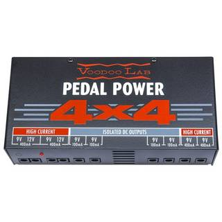 VOODOO LAB Pedal Power 4X4 【未展示品・即納可能】