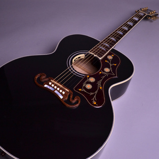 Gibson Custom Shop LTD SJ-200 EBONY
