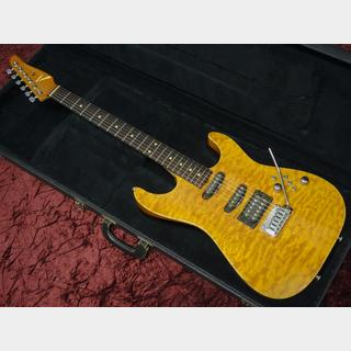 TOM ANDERSON Drop Top Translucent Amber with Binding【1998年製】