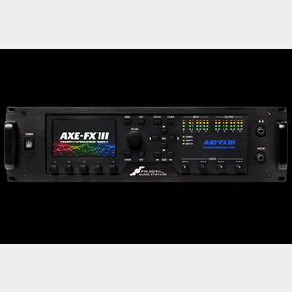 FRACTAL AUDIO SYSTEMS AXE-FX III Mark II 【渋谷店】