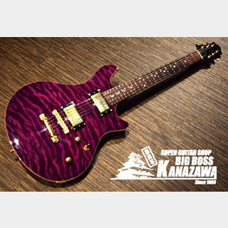 EDWARDS E-PO-105D/QM See Thru Purple【生産完了品!特価!】