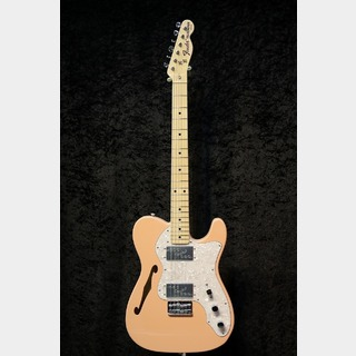 FenderMade in Japan Traditional 70s Tele Thinline / Flamingo Pink★新宿スーパーセール!22日まで★