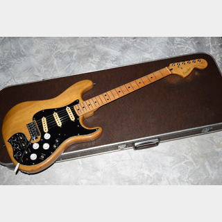 FresherFS1007 エフェクター内蔵 Stratocaster Copy Model Natural/Maple neck