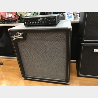 aguilar AG700 + SL410X Cabinet 【アウトレット特価】