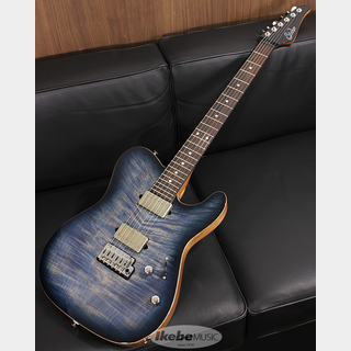 Suhr(正規輸入品) Modern T Flame Maple Top/African Okoume Body&Neck, Indian Rosewood FB, Custom Color SN.JS9N4J