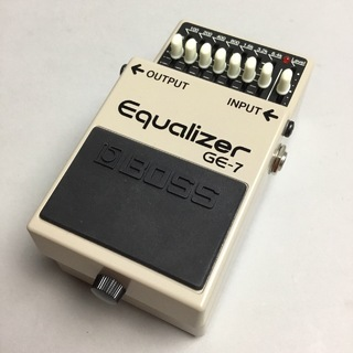 BOSSGE-7 Equalizer 【USED】