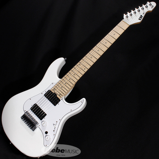 "ESP SNAPPER-7 SYU Custom ""SYUNAPPER-7"" (Pearl White) [GALNERYUS Syu Model] 【即納可能】"