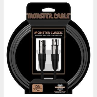 Monster Cable MONSTER CLASSIC XLR-XLR 10ft(3.04m)