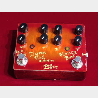 "BJF ElectronicsHBOD/DRD Special Combo ""#008""【在庫希少】【激レア・2in1ペダル】"