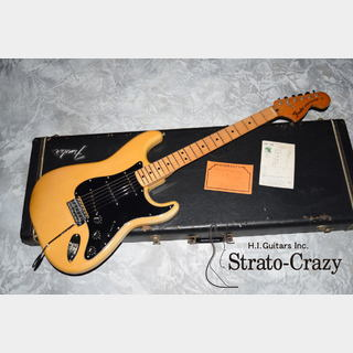 Fender Stratocaster '76 Blond/Maple neck