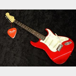 Fender Made in Japan Hybrid 60s Stratocaster Candy Apple Red【18回迄金利手数料無料!】 【浜松店】