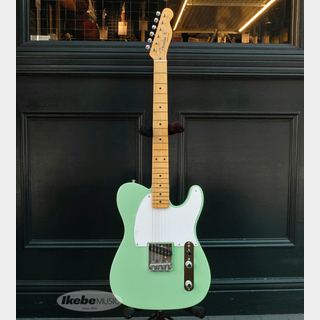 Fender 70th Anniversary Esquire (Surf Green/Maple Fingerboard) [Made In USA]