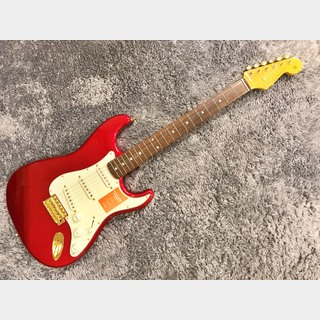 Fender Made in Japan Traditional 60s Stratocaster Candy Apple Red w/Gold Hardwear 【展示入替特価】