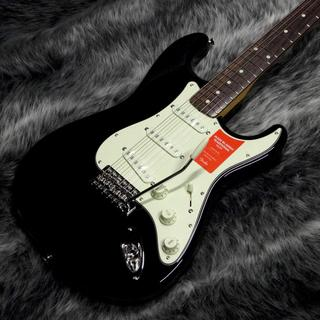 Fender Made in Japan Traditional 60s Stratocaster Black
