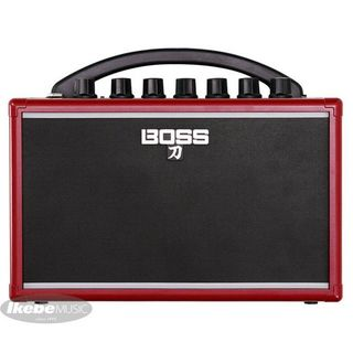BOSS IKEBE ORIGINAL KATANA-MINI RED [KTN-MINI-R] 【3月5日入荷予定】