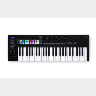 Novation Launchkey49 MK3 MIDIキーボードコントローラー【WEBSHOP】