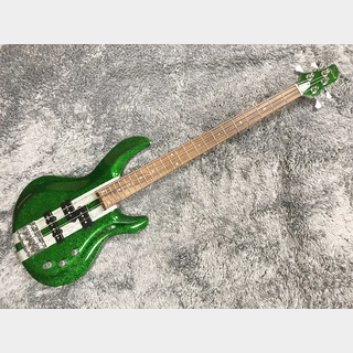 Aria Pro IIIGB-RC GRSL  (Green/Silver) 【アウトレット特価】【生産完了モデル】【日本製】