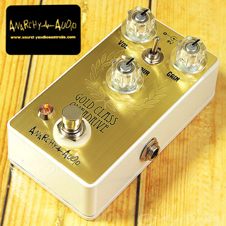 Anarchy Audio Gold Class【展示処分アウトレット特価】【名古屋栄店】