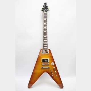 Gibson Custom Shop Flying V Standard Iced Tea