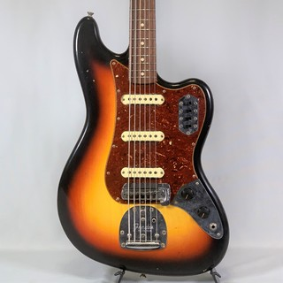 Fender Custom Shop BASS VI Journeyman 3 Color Sunburst 2017