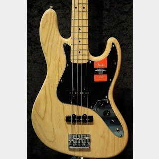 FenderAmerican Professional Jazz Bass Maple / Natural★デジマート限定セール!6日まで★