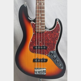 Fender Japan Made in Japan Limited Active Jazz Bass Rosewood Fingerboard 3-Color Sunburst 【横浜店】