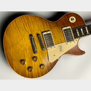 Gibson Custom Shop 60th 1959 Les Paul Standard Slow Ice Tea Fade VOS (S/N:99323)【3.85kg】【現物画像】【現地選定品】