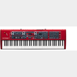 CLAVIA Nord Stage 3 HP 76【1台限定・再生品アウトレット超特価!】 【令和元年!決算大激売2019】【代引不可】