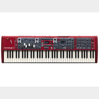 CLAVIA Nord Stage 3 Compact (Rev.A) ◆1台限り!◆新品アウトレット!【期間限定セール!4月12日18時マデ!】