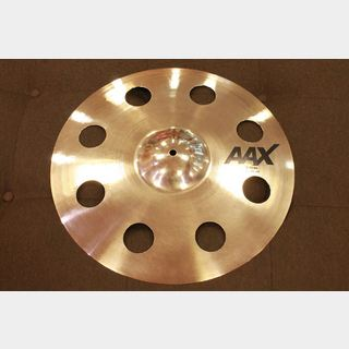 "SABIAN AAX 18"" O-ZONE CRASH (AAX-18OZCS-B)【定価より30%OFF!】"