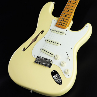Fender Artist series Eric Johnson Signature Stratocaster Thinline Vintage White ≪S/N:EJ21637≫