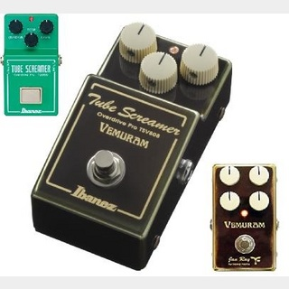Ibanez TSV808 Tube Screamer × Jan Ray Vemuram【2019年末発売予定・予約受付中】