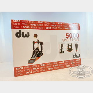 dw 【美品中古】DW-5000AD4 Single Pedal【送料無料】