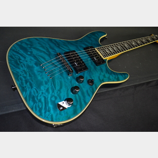 SCHECTER  Omen Extreme-6 AD-OM-EXT-6 Trans Ocean Blue