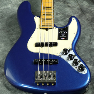 Fender American Ultra Jazz Bass Maple Fingerboard Cobra Blue 【WEBSHOP】