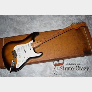 Fender Stratocaster '54 Sunburst/Maple neck