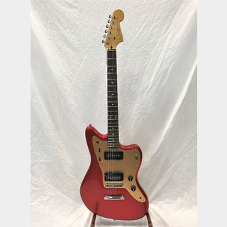 Squier by Fender Deluxe Jazzmaster ST Candy Apple Red 【展示入替特価】