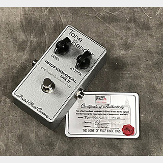 The British Pedal Company Compact Series MKII Tone Bender 【渋谷店】
