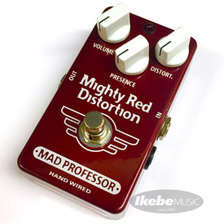 MAD PROFESSOR Mighty Red Distortion HW 【委託中古】