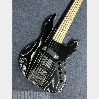 ESP AMAZE-AS-SL5/M 【DRIFTWOOD Series】  (Black w/White Filler)