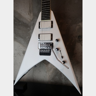 Jackson USA CustomShop  Custom Select KV2 King V / whiteout