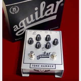 "aguilar TONE HAMMER ""Silver Anniversary Edition"" 【国内希少・当店ラスト1台】【創立25周年記念モデル】"