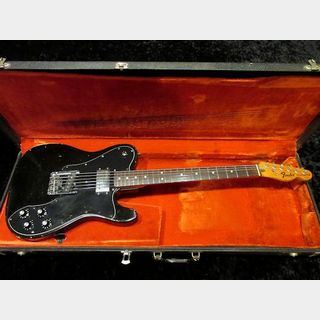 Fender 1973 Telecaster Custom Black/Rose
