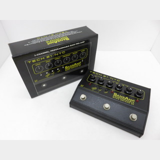 Tech 21 PROGRAMMABLE BASS DRIVER DI