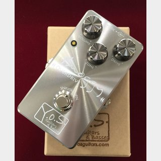 Y.O.S.ギター工房 Smoggy Overdrive 【2月末入荷分】【入荷希少・予約受付】