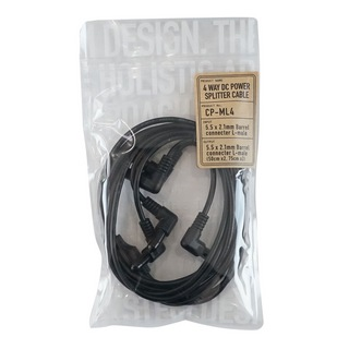 Free The Tone 4 Way DC Power Splitter Cable CP-ML4