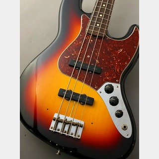 Fender Custom Shop Master Built 1962 Jazz Bass Journeyman Relic Built by Paul Waller -3TS- 【NEW】