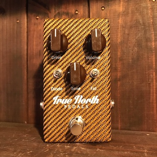 True North Pedals Tweed Drive